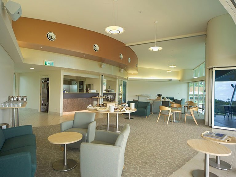 This is Albany Creek Memorial Park Catering Room