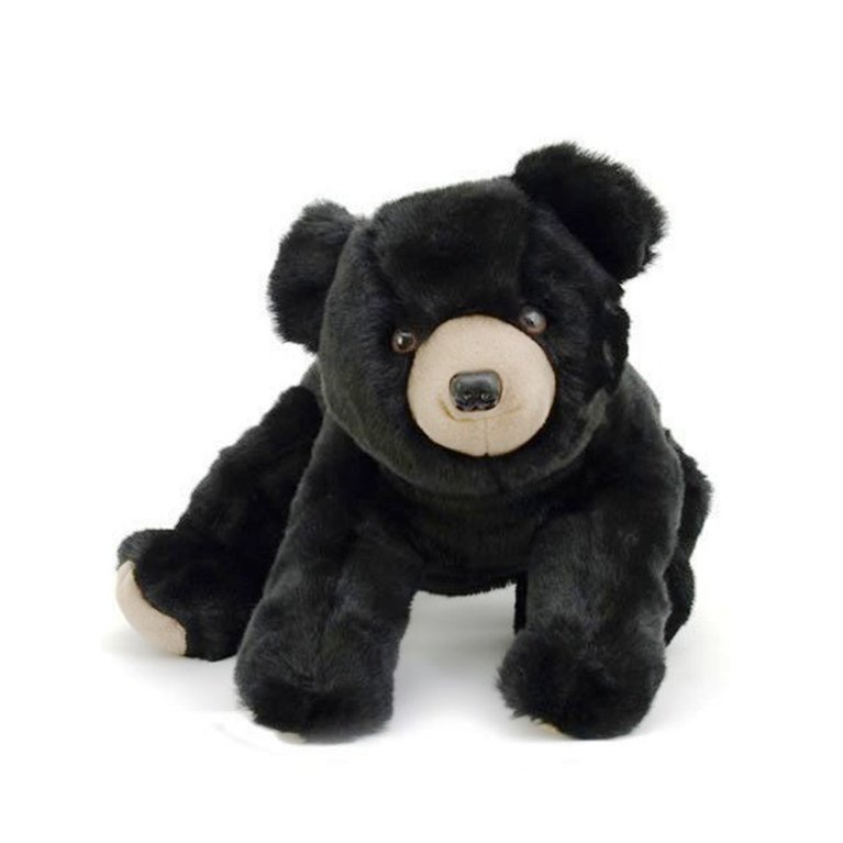 Black Huggable Bear uh001