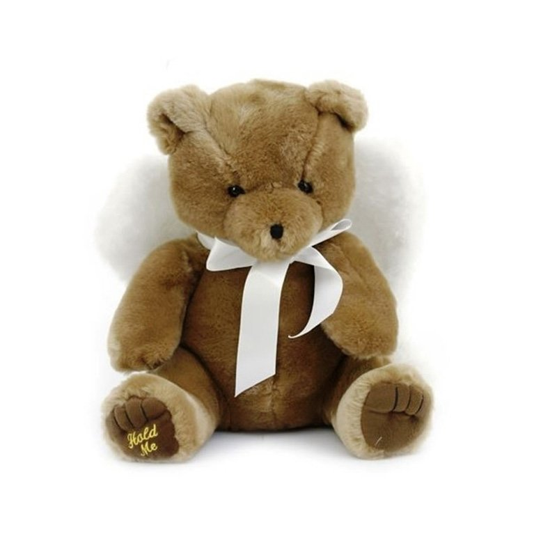 Cocoa Angel White Huggable Bear uh005