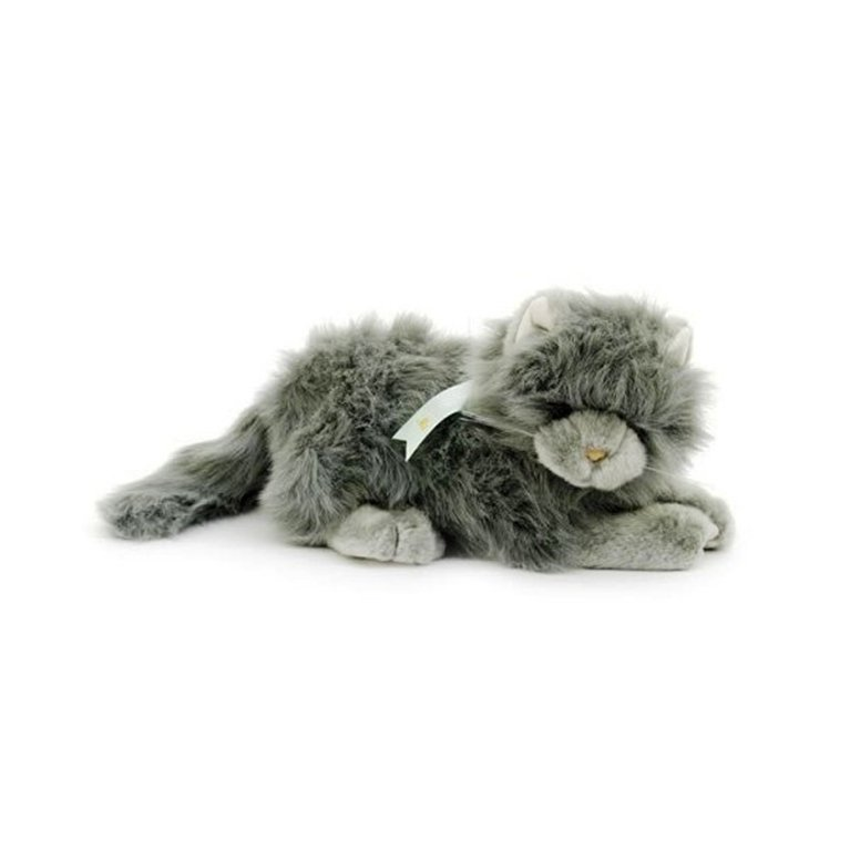 Huggable Soft Grey Cat uh016