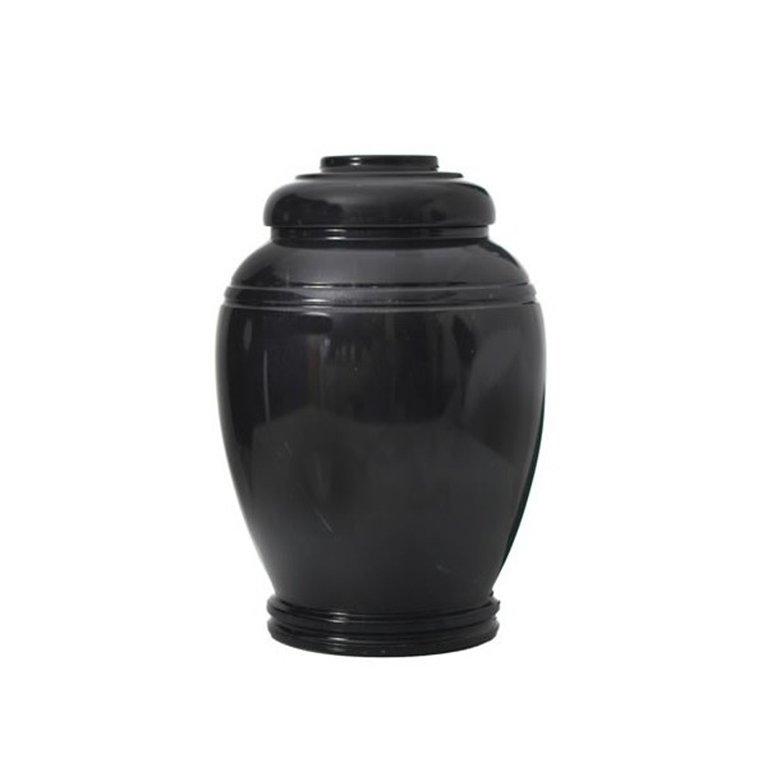 Black Stone Urn us0421