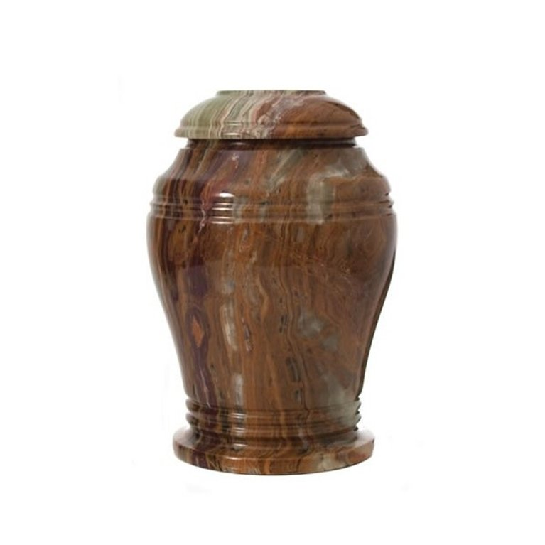 Brown Quartz Urn us1311