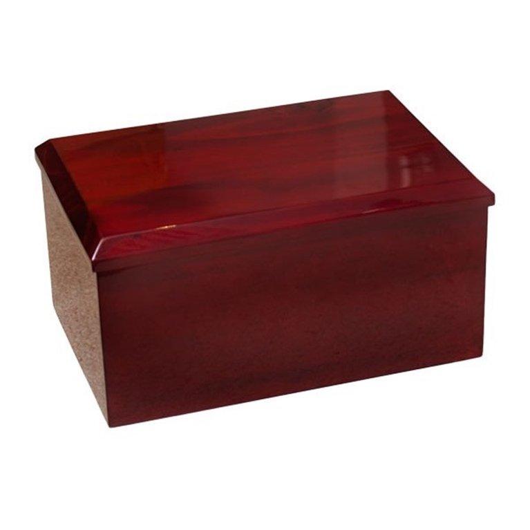 Rosewood Timber Urn