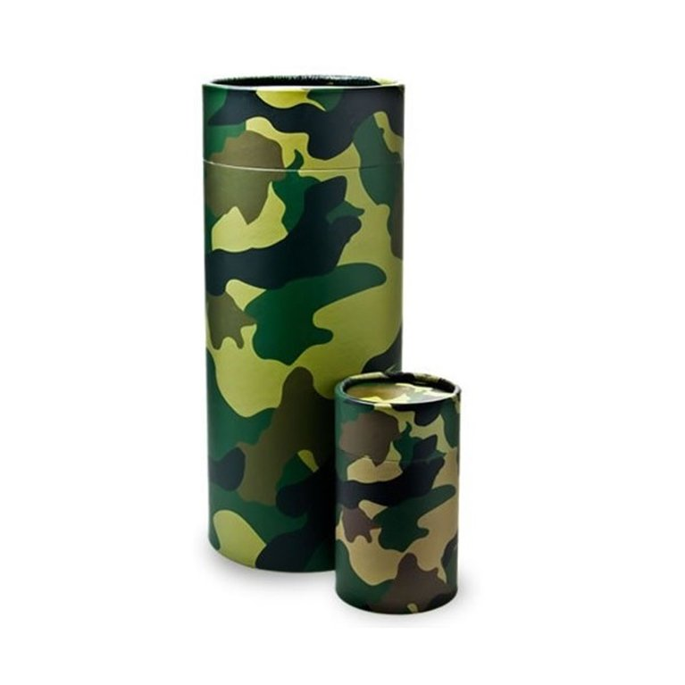 Camouflage Scatter Urns