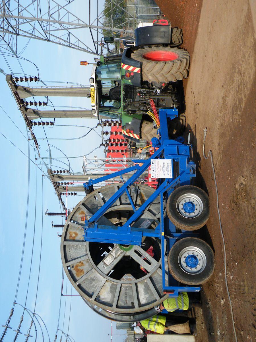 High Voltage Cabling : High voltage cabling