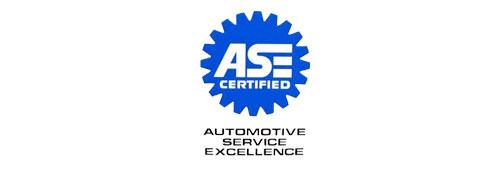 Automotive Service Excellence Logo