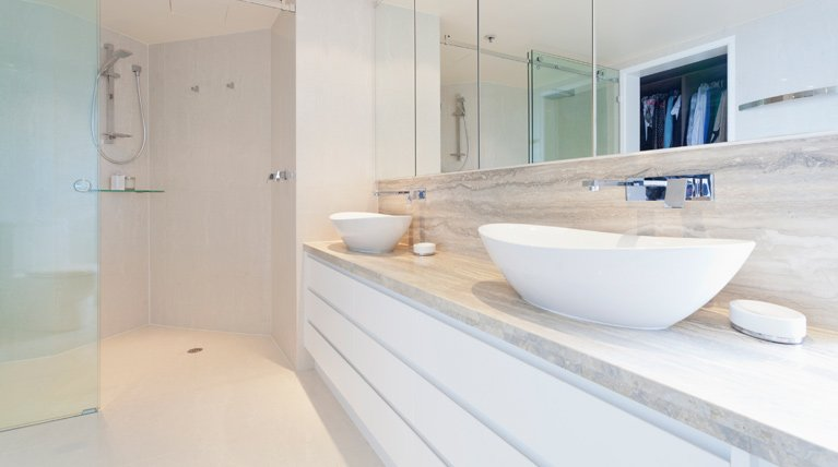 Bathroom Joinery professional joiner | hobart | michael burk joinery | michael burk