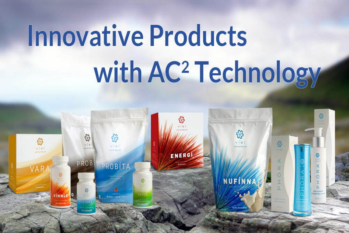 Innovative Products with AC2 Technology.