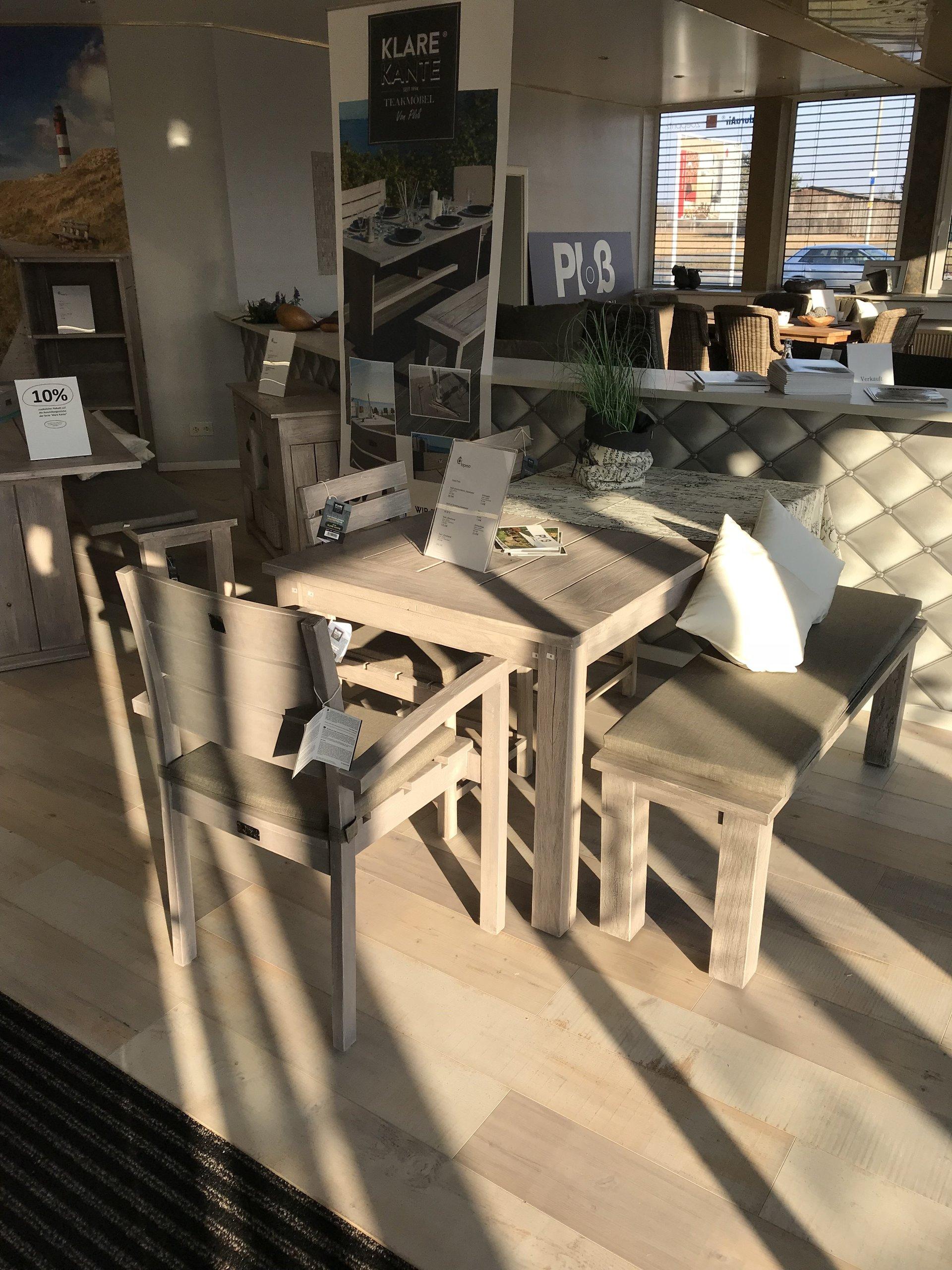exklusiv gartenm bel. Black Bedroom Furniture Sets. Home Design Ideas