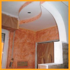 parete divisoria, parete in cartongesso, controssoffitatture, fantagesso