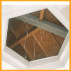 controsoffitti in cartongesso, cartongesso, apertura interna, apertura soffitto