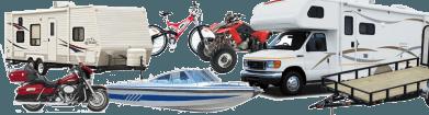 ATV, Boat & RV Loans