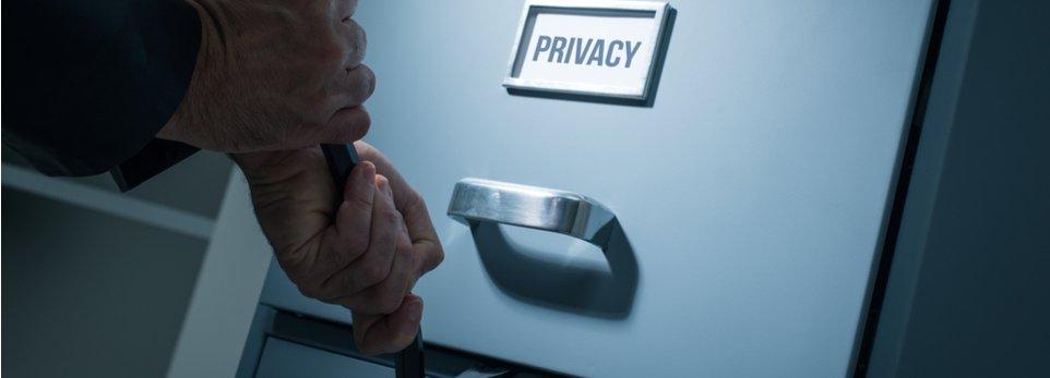 forzatura di dati aziendali privati