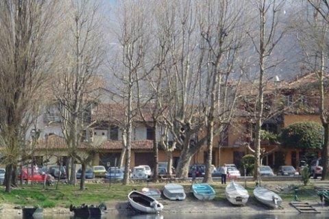 Banchina per barche
