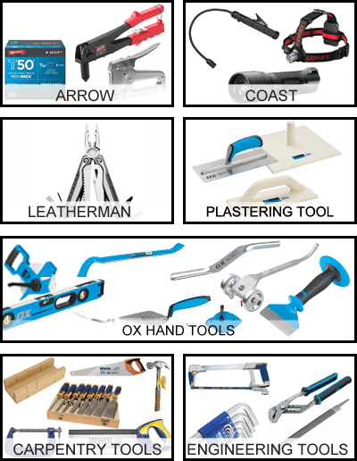 Various tools from Welfix