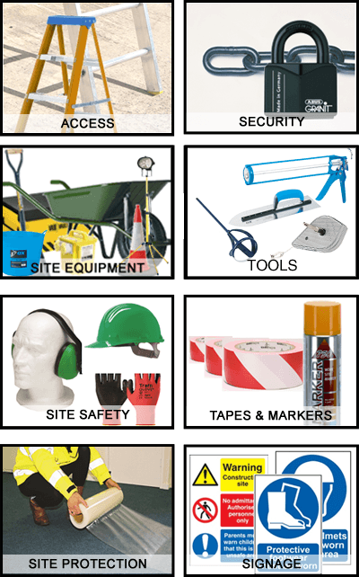 For construction supplies in Shropshire, call 01743 344 766
