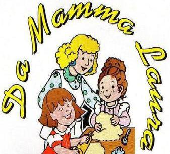 GASTRONOMIA DA MAMMA LAURA - LOGO