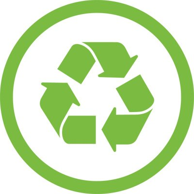 icona riciclare