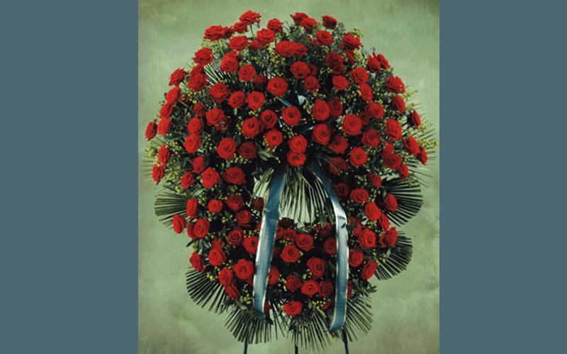 vendita corone funebri terni