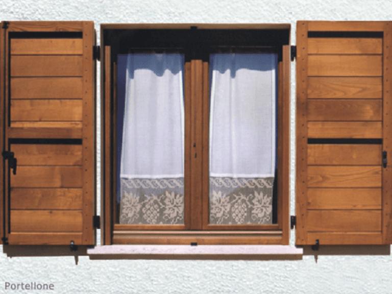 Progettazione e vendita finestre in legno roma arredo casa - Cerniere per finestre in legno ...