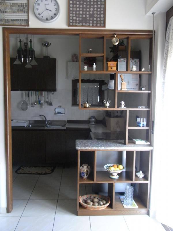 cappa cucina in legno