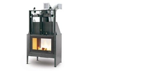 caldaia in acciaio, risanamento impianti, impianti riscaldamento