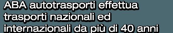ABA Autotrasporti