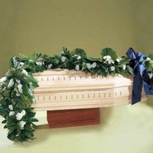 addobbi funebri, affissione avvisi di lutto