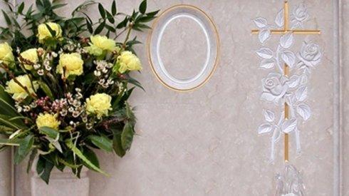 tombe in marmo, lavori cimiteriali