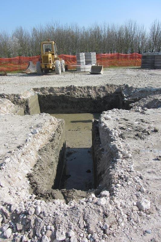 costruzioni edili scavi