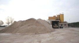 Borelli Ottorino, sabbia, ghiaia, cava