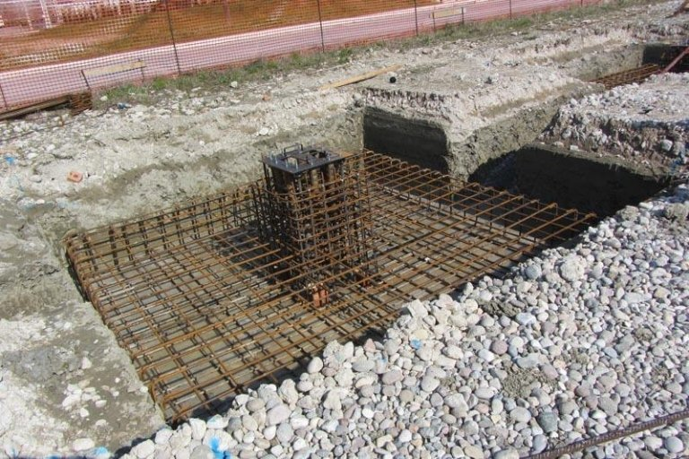 costruzioni edili fondamenta