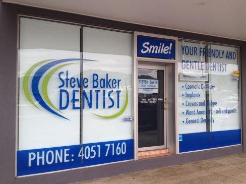 steve baker dentist clinic front view