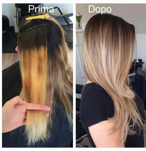 Trattamenti per capelli con prodotti Olaplex - Fashion Special - Roma