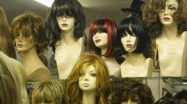 Parrucche di capelli naturali