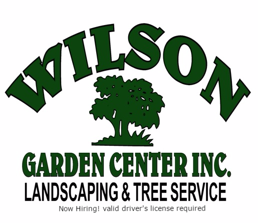 Wilson garden center inc landscaping tree service for Tree and garden services