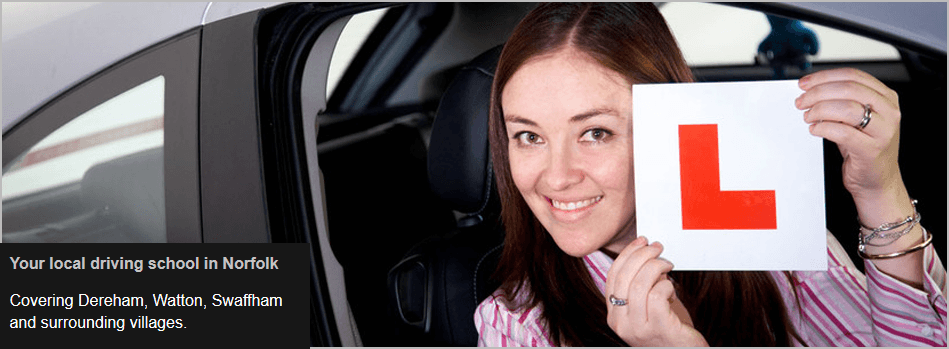 If you want to learn to drive in Norfolk call Annie's Driving School