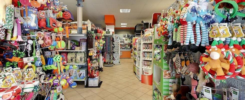 negozio per animali Aosta