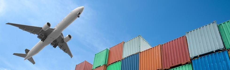 trasporti e spedizioni aeree di merci