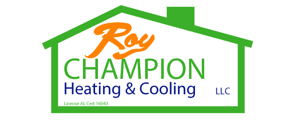 Roy Champion Heating & Cooling logo