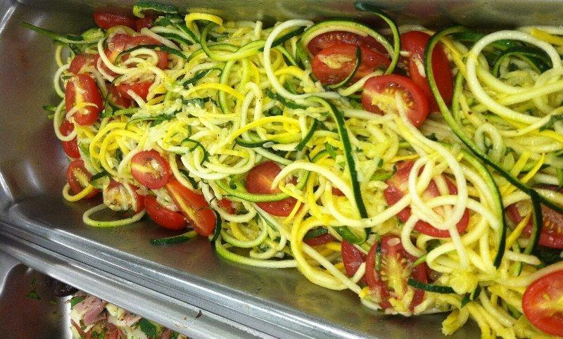 diabetes friendly low carb italian pasta salad choices