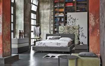 Camere da letto moderne di design Tomasella Compas