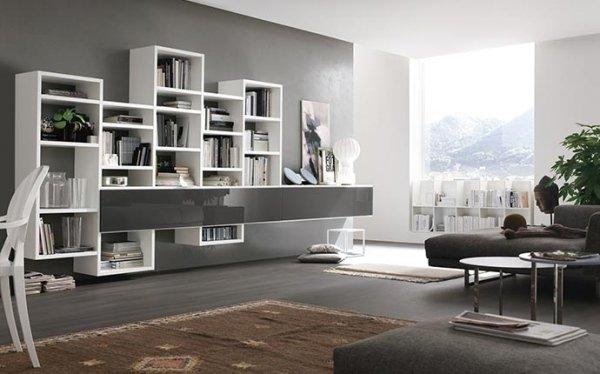 Vendita mobili soggiorno design Tomasella Arredamenti Novara