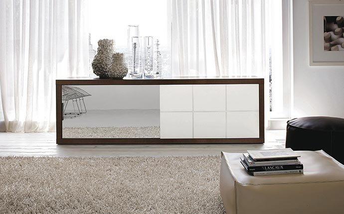 soggiorno composizione design Tomasella