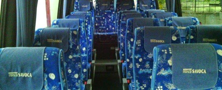 Autobus comodi e sicuri