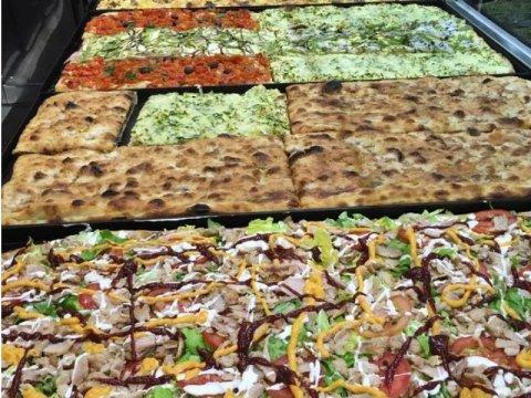 Menu pizze tradizionali e speciali