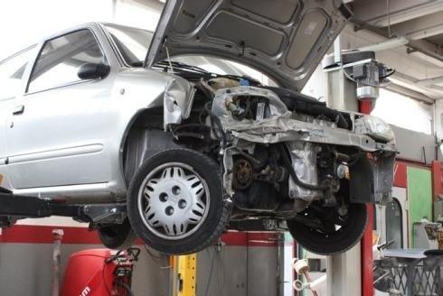 riparazioni parti meccaniche