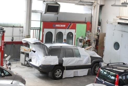 riparazioni carrozzeria auto