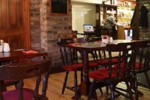 pub restaurant seating