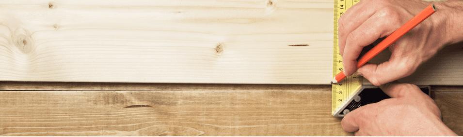 misura su legno